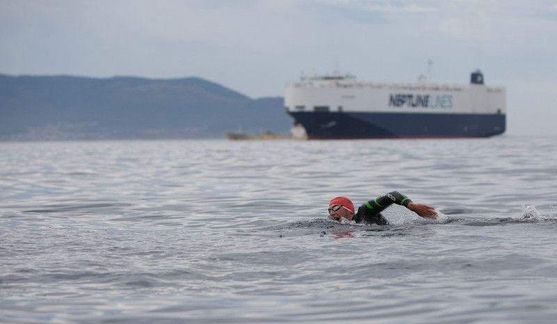 Desafío Islas Cíes: así se prepara una travesía de 10.000 metros