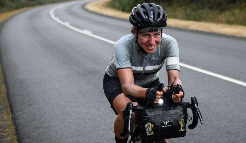 Una mujer gana por primera vez la Transcontinental Race: 4.000 km en 10 días