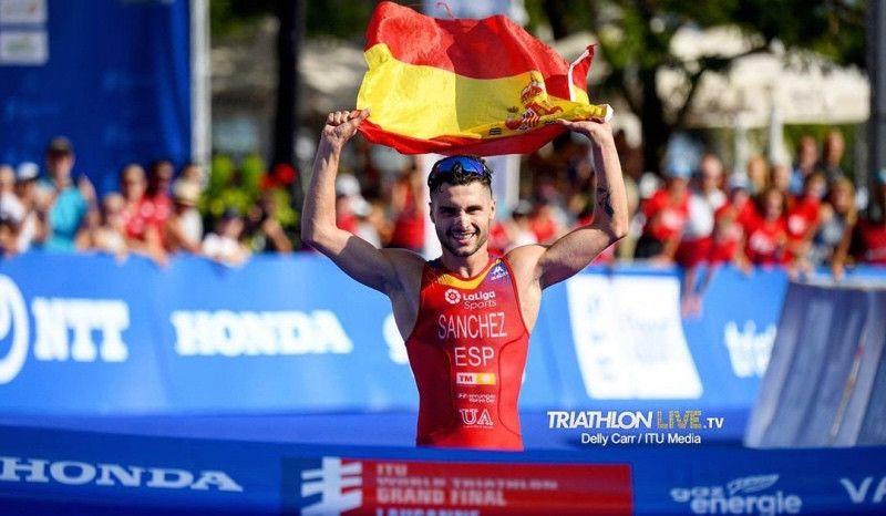 Roberto Sánchez Mantecón se proclama campeón del mundo sub-23 en Lausana