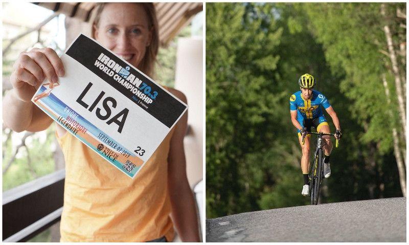 Del Mundial PRO Ironman 70.3 de Niza... al Mundial de Ciclismo Élite de Yorkshire