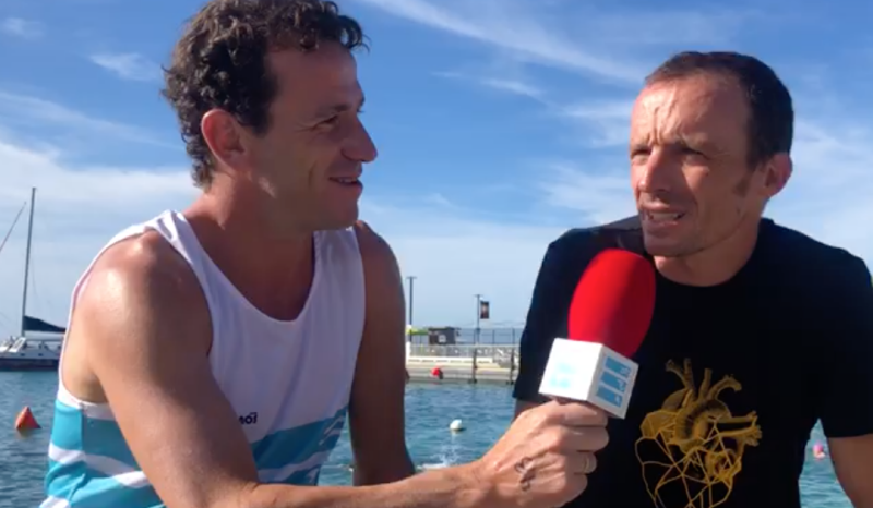 """(VÍDEO) Clemente Alonso: """"No me importa llegar el último siempre que sea lo que yo tenga ese día"""""""
