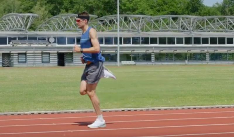 (VÍDEO) Trabajando la técnica de carrera con Jan Frodeno: elevación de talones