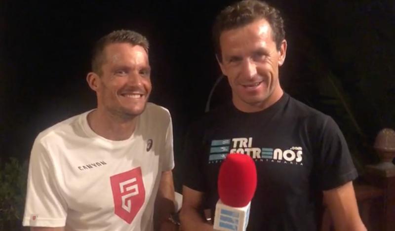 """(VÍDEO) Frodeno: """"Atacaremos a Lange en la bici... pero me gustaría revivir el Ironwar"""""""