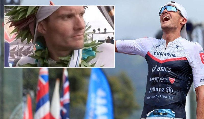 (VÍDEO) Así fue el empujón de Alistair Brownlee a Jan Frodeno desde otra perspectiva