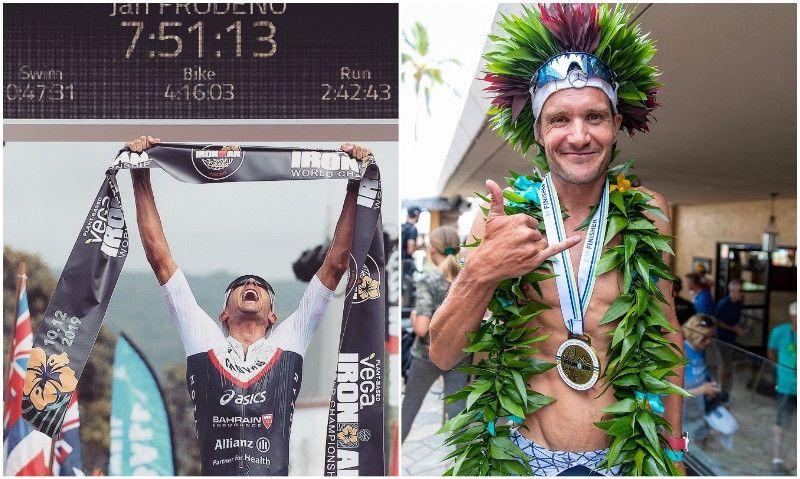 Así fue el histórico récord de Jan Frodeno en el Ironman de Hawaii