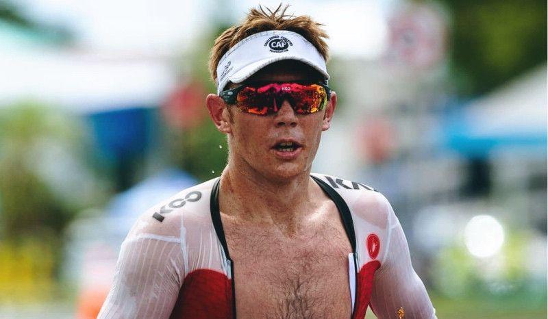 Cameron Wurf quiere competir en 2020 en Kona... ¡¡y en los Juegos Olímpicos de Tokio!!
