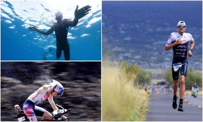 (GALERÍA) 25 imágenes épicas del Ironman de Hawaii 2019