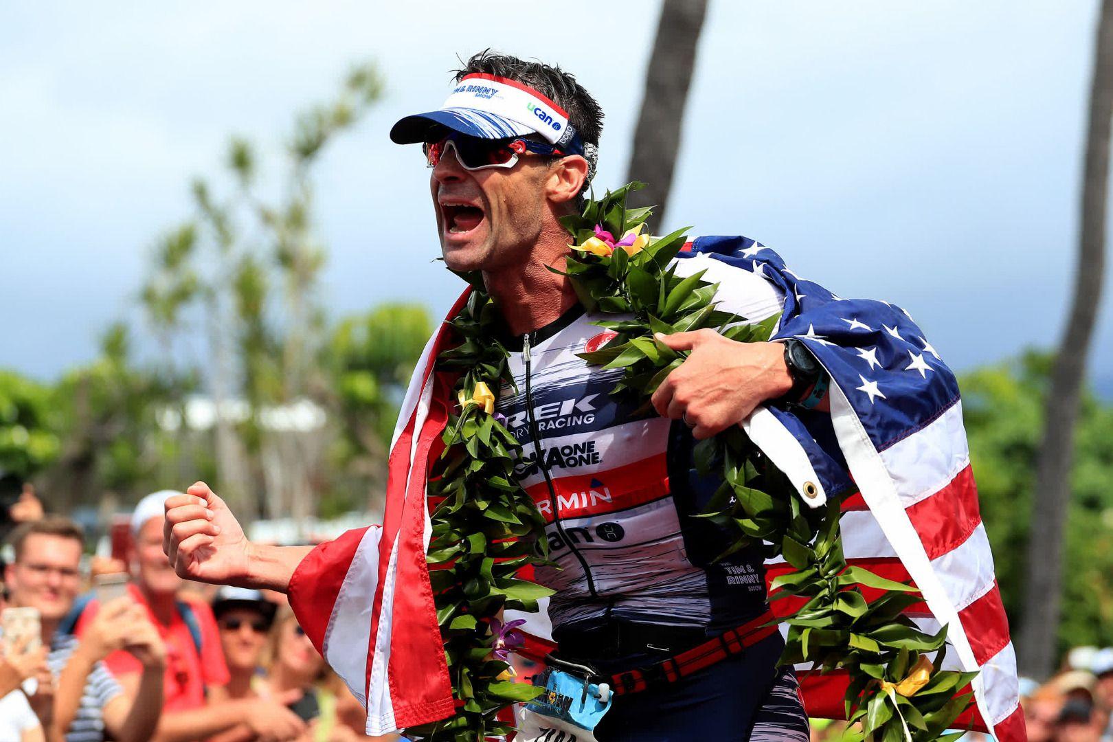 25 imágenes épicas del Ironman de Hawaii 2019