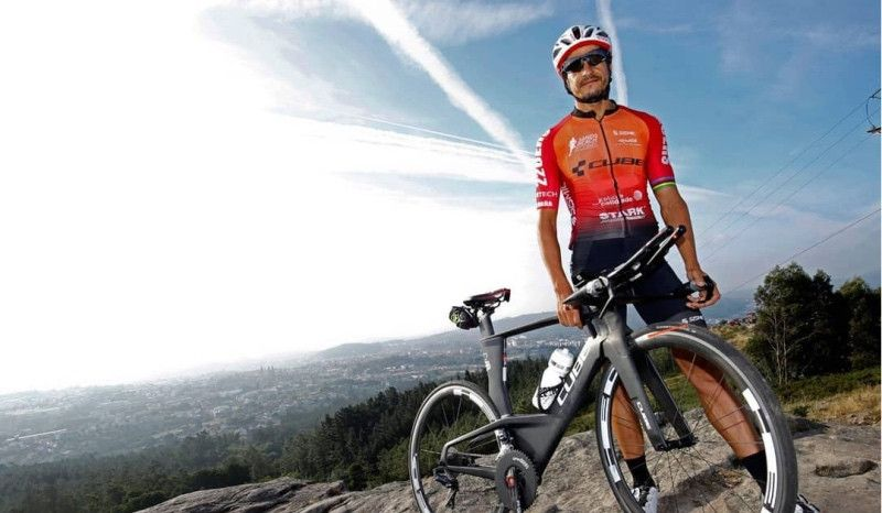 "Iván Raña: ""Creo que aún no tengo el motor adecuado para un Ironman"""