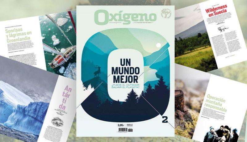 """""""AÑO nuevo, PLANETA mejor"""" con OXÍGENO"""