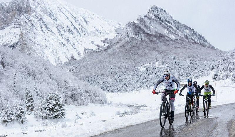 Nace la Copa Pirineos OS2O de Triatlón de Invierno