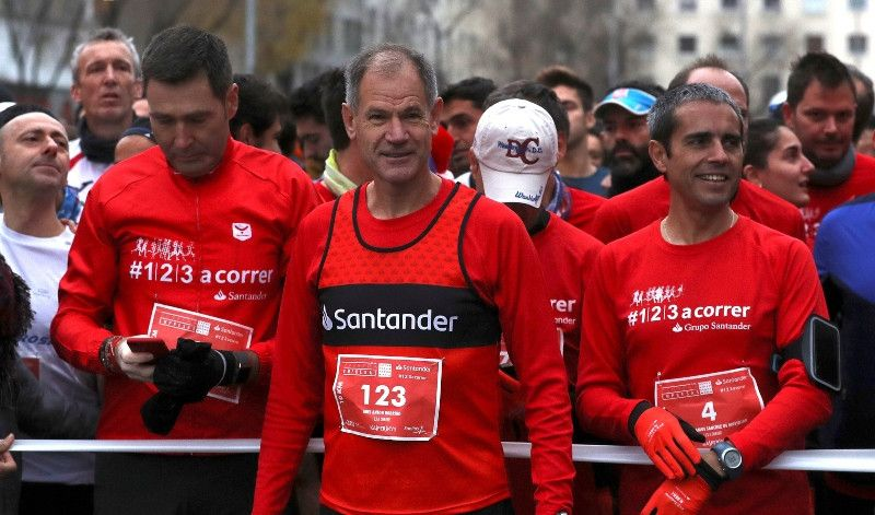 "Abel Antón: ""Hubiera podido acompañar a Kipchoge hasta el medio maratón"""