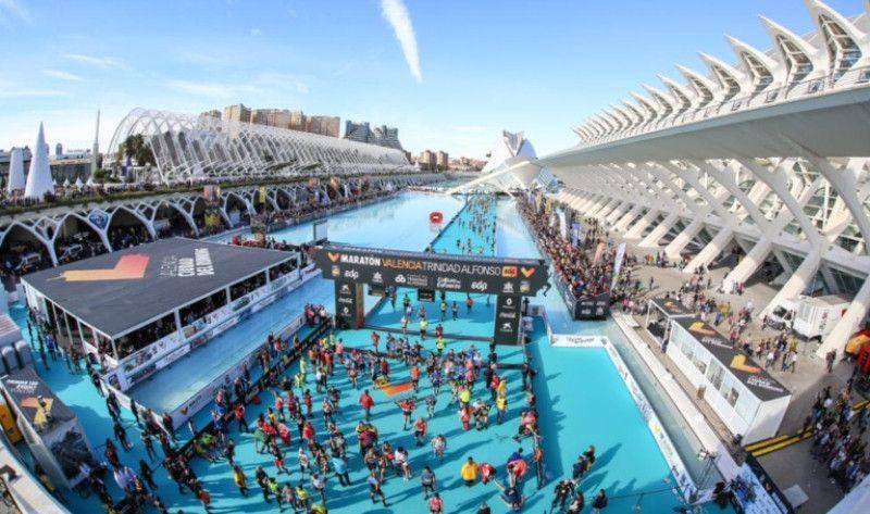 ¿Cuántos millones de euros cuesta organizar el maratón de Valencia? ¿Y el medio maratón?