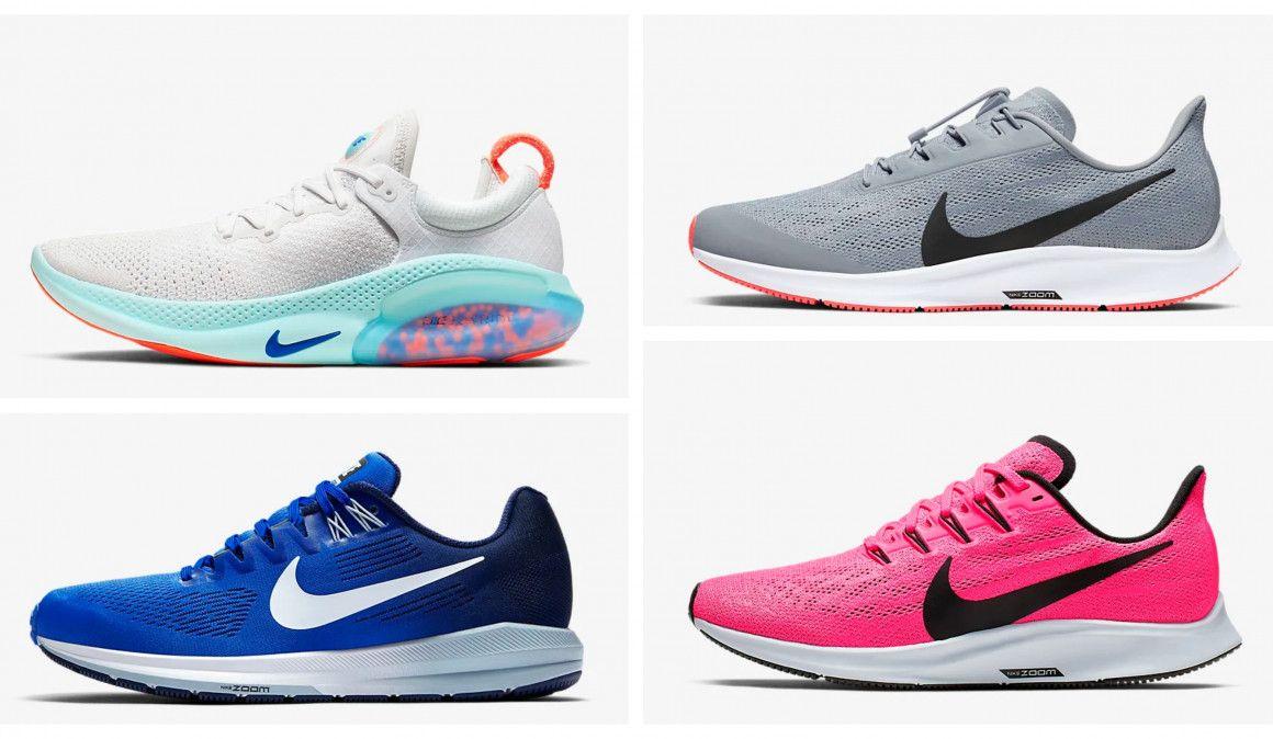 busca lo mejor famosa marca de diseñador venta caliente online Necesitas zapatillas de correr? Aquí tienes