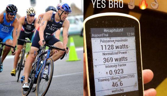 Potencia en bici: TRIATLETA vs CICLISTA
