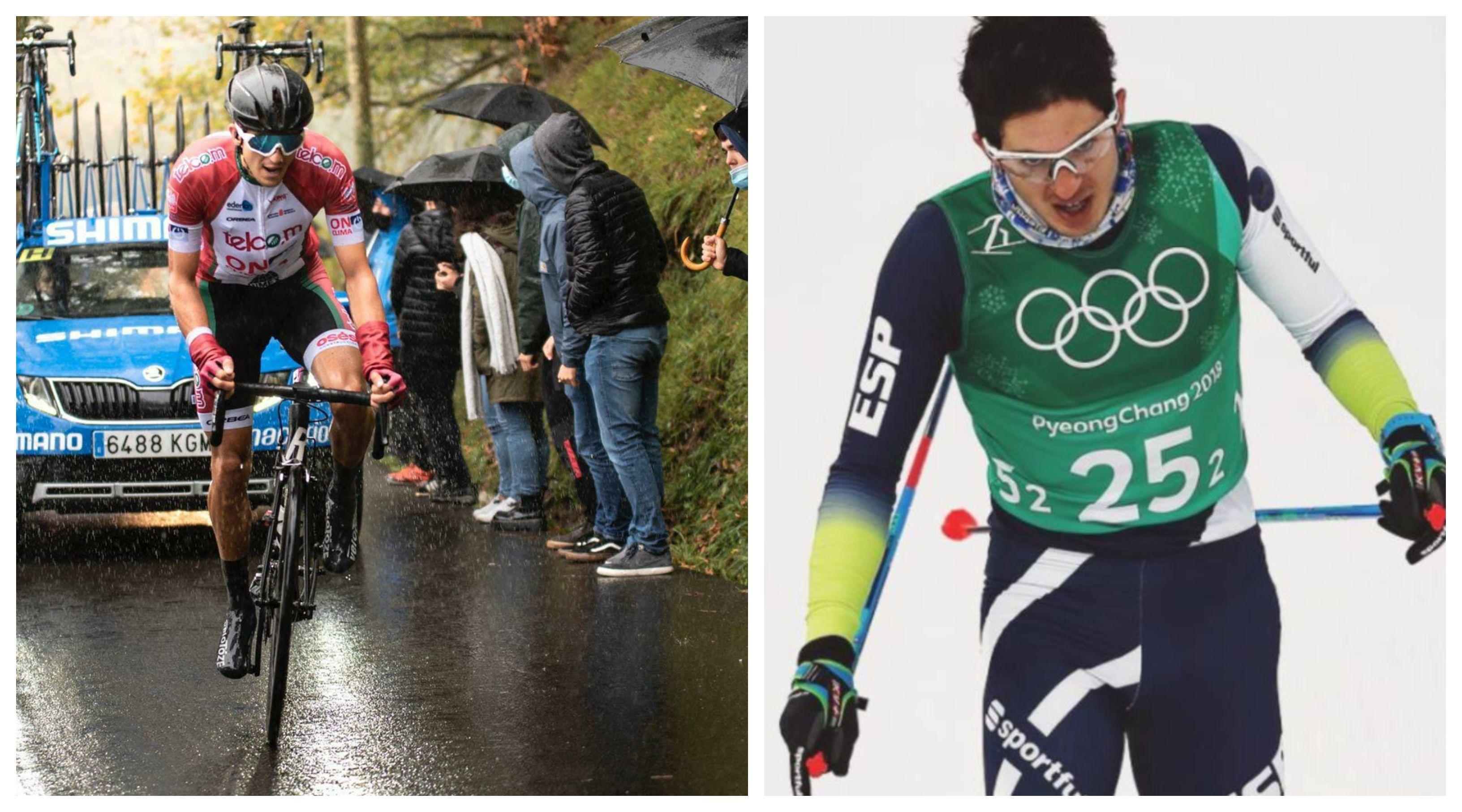 El esquiador olímpico Martí Vigo se pasa al ciclismo prof...