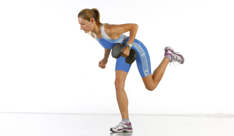 Para que hagas ejercicio con ella tu con las manos - 1 part 6