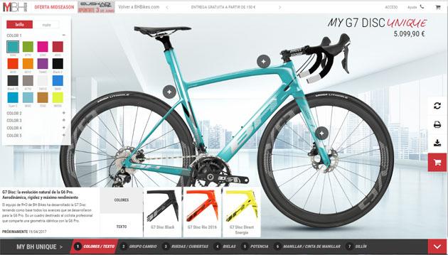Pintura de la bicicleta