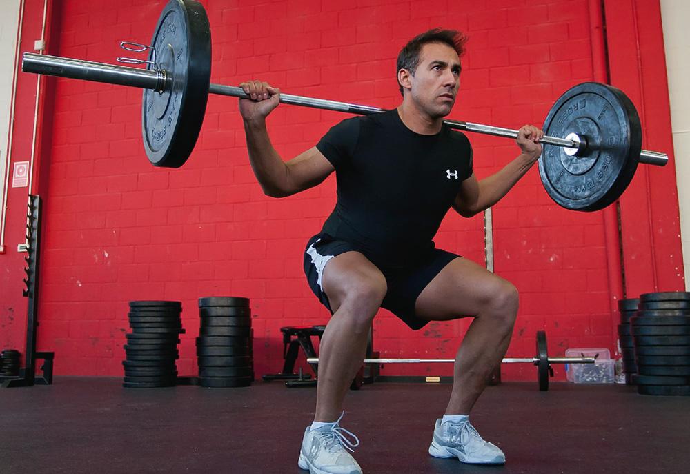 Crossfit para triatletas   Fitness   Triatlonweb.es
